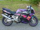 Smrkovo GSX-R 750 ´94 do zimy 2003